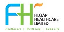 Filgap Healthcare Logo